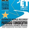ET Volley – GUINNESS WORLD RECORD