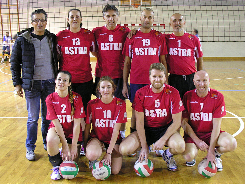 Astra Volley 2014-15