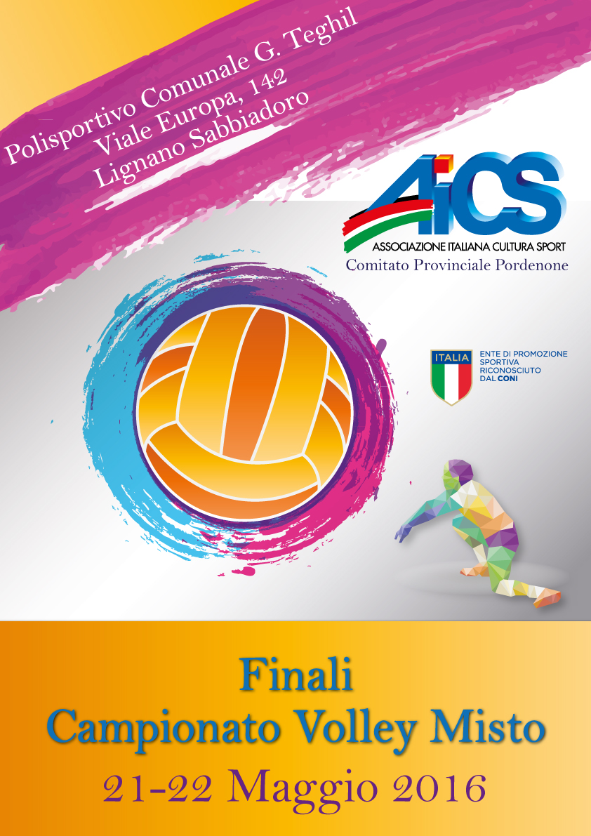 Manifesto finali volley 2015-16
